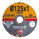 Disc de tall Inox Ø 125/Producte en Oferta